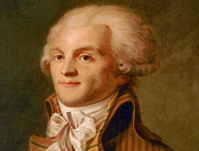 Как завоевать Робеспьера?